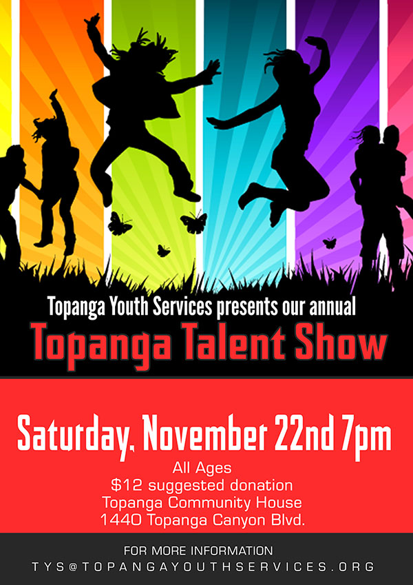 Talent Show Flyer The Talent Show Clark Fork Chronicle Please Note